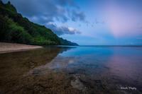 Kauai,Princeville, Ke'e Beach, Hawaii, North Shore