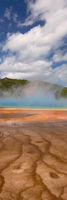 Grand Prismatic Hot Spring, Wyoming, yellowstone national park