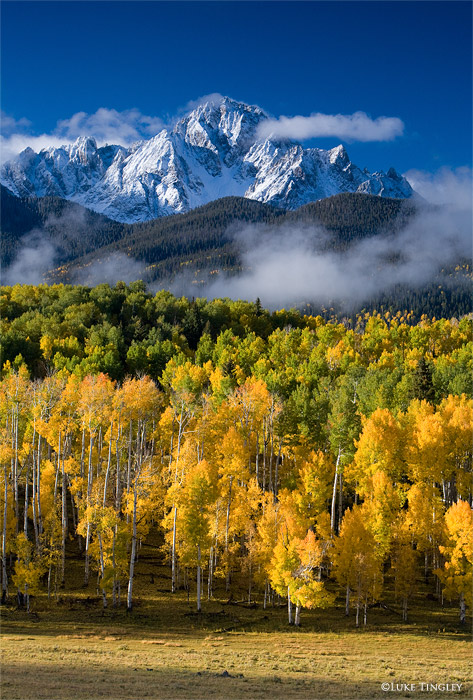 Mt. Sneffels Wilderness, Colorado, photo