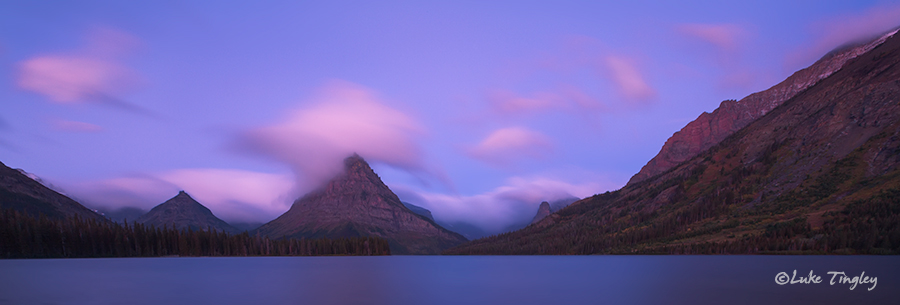 glacier national park, MT, Montana, GNP, two medicine lake, sinopah mountain, east glacier