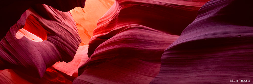 Antelope Canyon, Arizona, photo