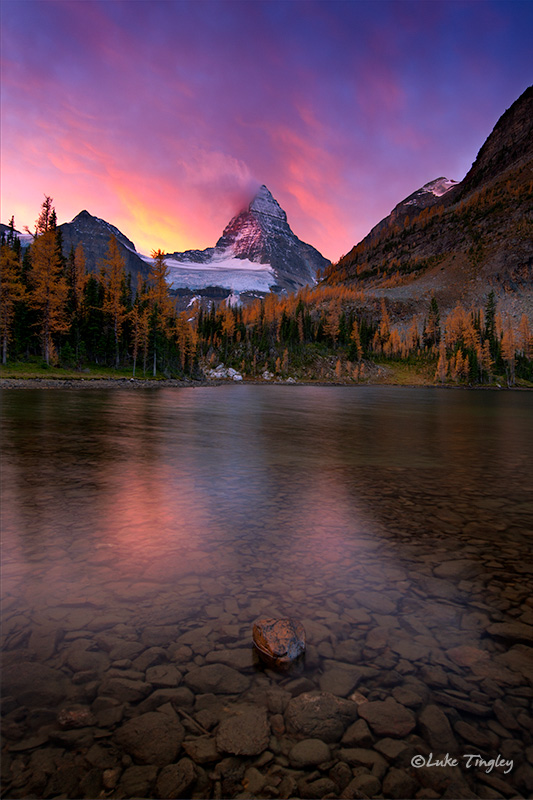 2014,Alberta,Assiniboine,Assiniboine Provincial Park,Mt. Assiniboine,Sunburst Lake,canadian rockies, photo