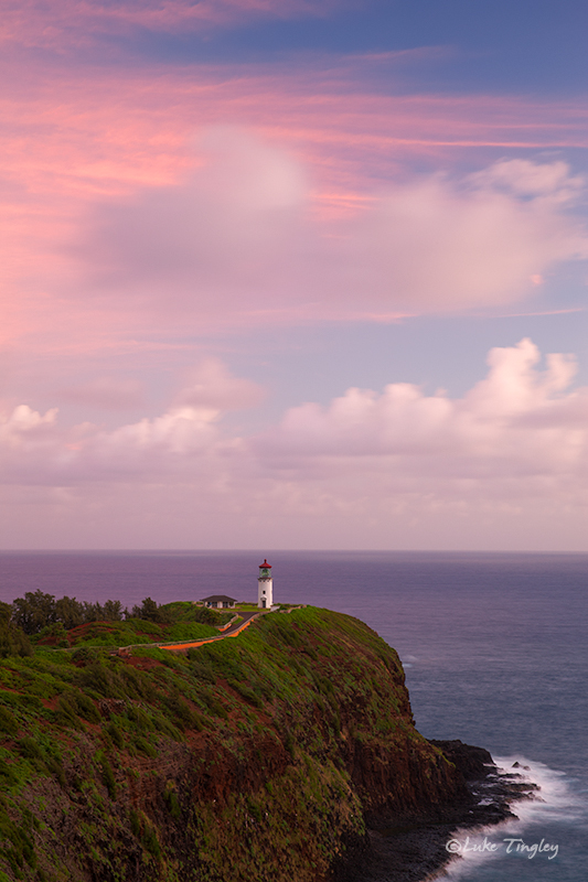 Kauai,Kilauea Lighthouse,Princeville, Hawaii, photo