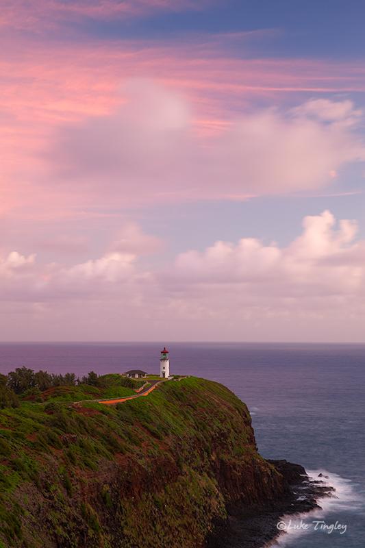 Kauai,Kilauea Lighthouse,Princeville, Hawaii, photo