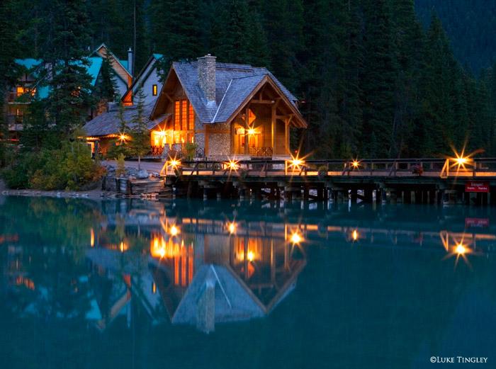 Yoho National Park, British Columbia, Canada, photo