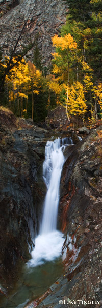 Waterfall, Colorado, photo