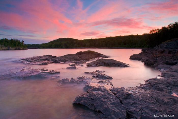 Lake Superior, Minnesota, photo